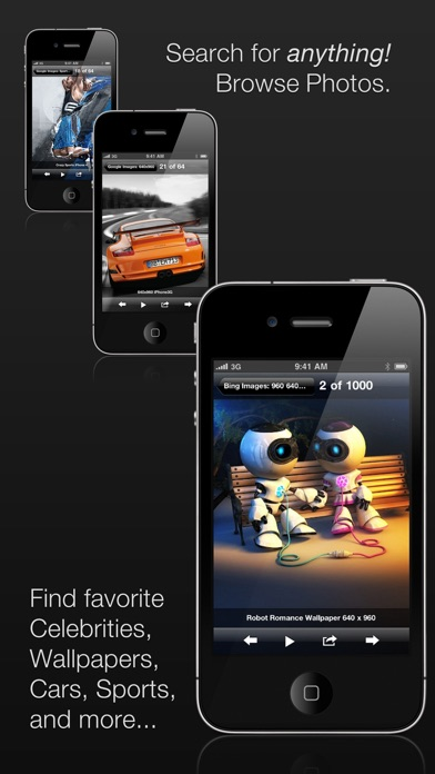 picTrove 1 Image Search Screenshots