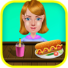 Crazy Cooking Restaurants : hot dog recipe,pizza maker,cooking fever,my mom cooking