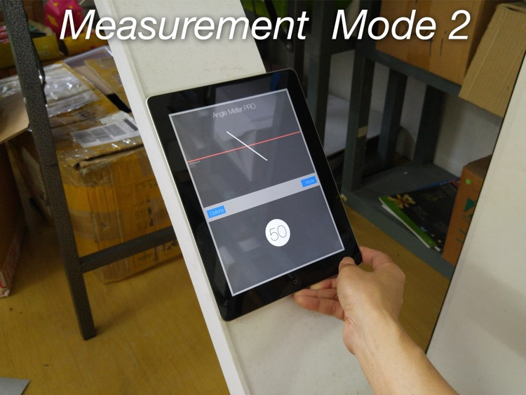 Angle Meter HD FREE for iPad screenshot-1