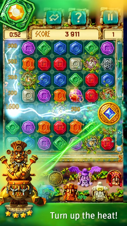 The Treasures of Montezuma 3 screenshot-3