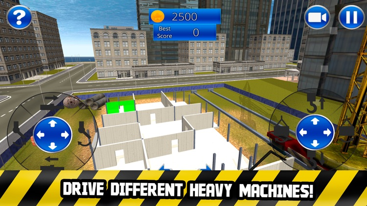 City Building Construction Simulator 3D Full by Tayga Games OOO