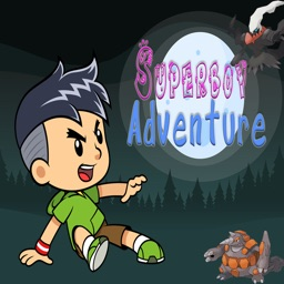 Superboy Protect World Adventure