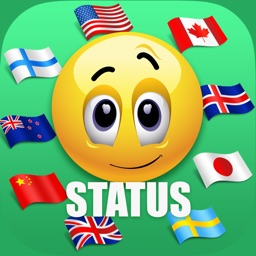 Status for WhatsApp, Snap-Chat, Weebo, Instagram - Random Happenings & Sentiments