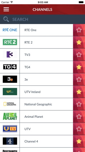 TV-Guide Ireland • TV Listings (IE) on the App Store