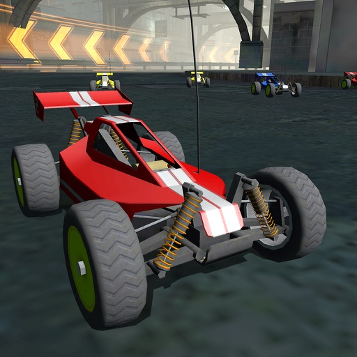 3D RC Car Nitro Street Racing: eXtreme Buggy City Race Simulator FREE