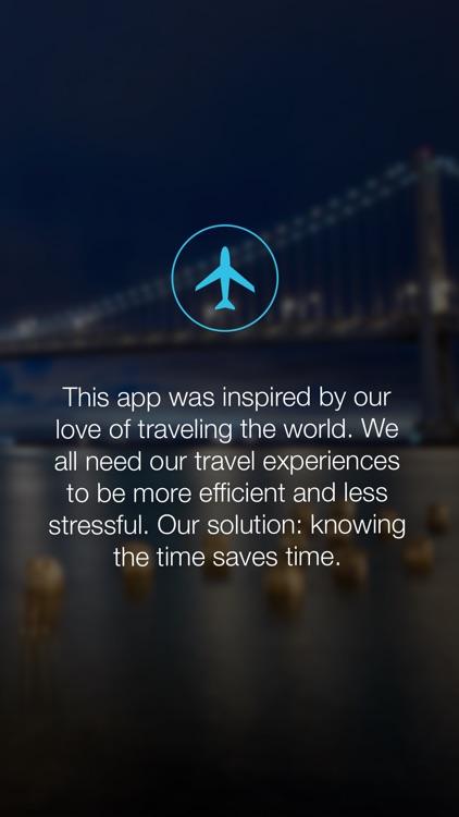 MiFlight™ – Airport security line wait times screenshot-3