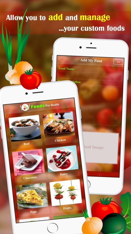 Best Food Recipes for Health & Fitness screenshot-4
