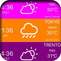 الطقس ...