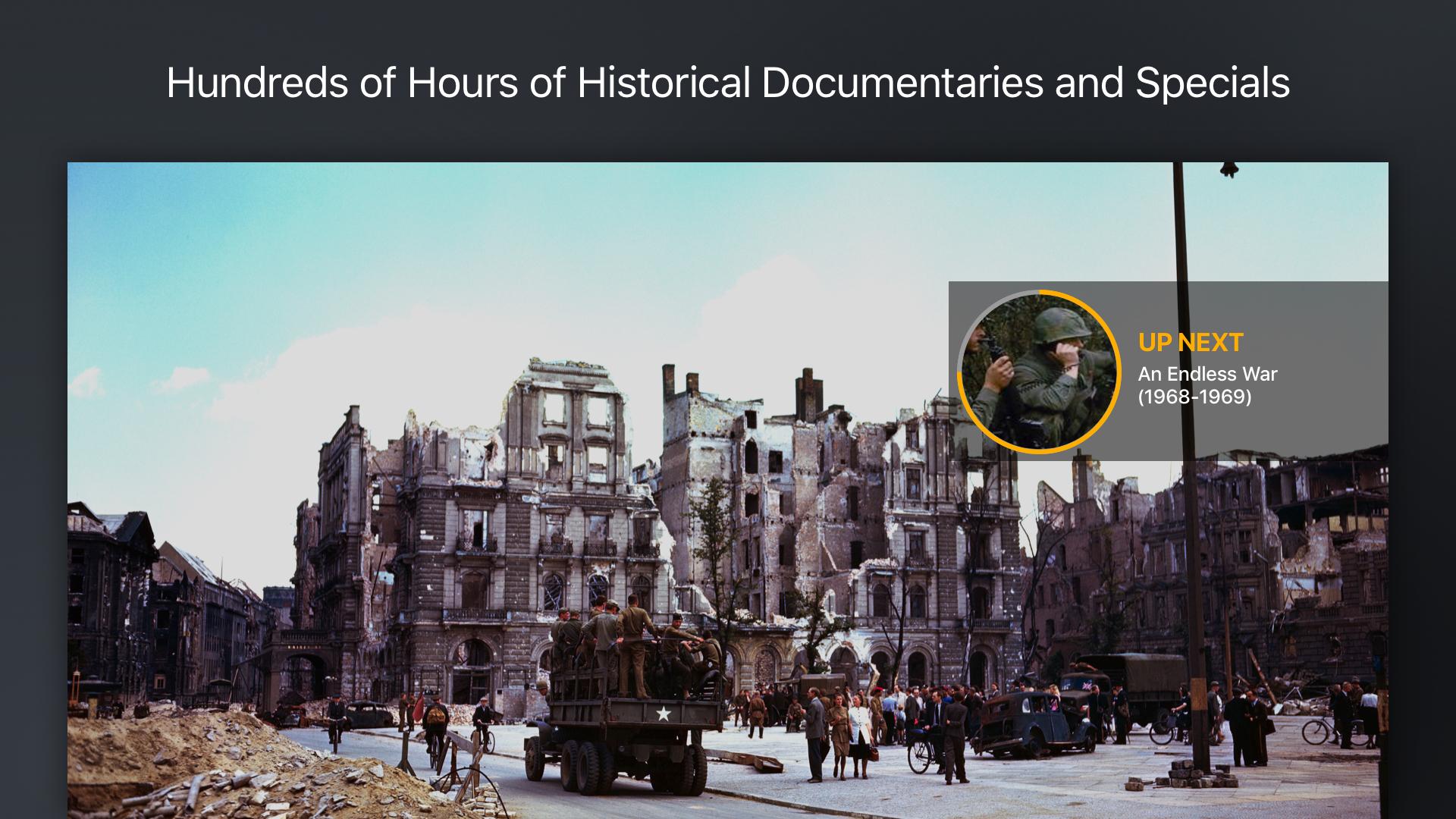 HISTORY Vault screenshot 12