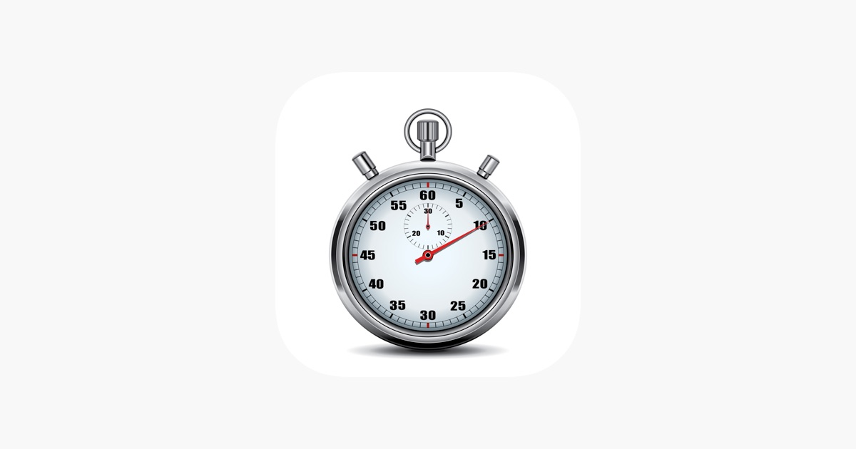 Persons Counter - Stopwatch - Timer on the App Store