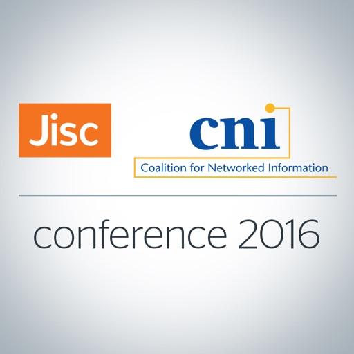 Jisc CNI conference 2016 icon