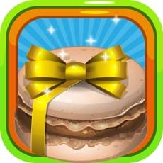 Activities of Super Macaron Cookies Bakery – Free Crazy Chef Adventure Biscuits Maker Games for Girls