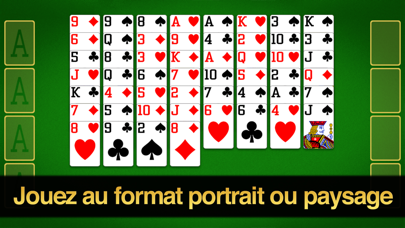 Freecell Solitaire Card Game Par Mobilityware
