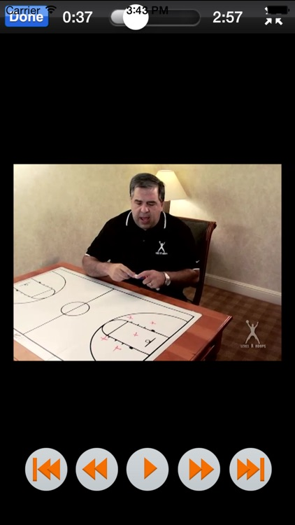 Scoring Against Zone Defense  - Youth Basketball - With Coach Lason Perkins - Full Court Basketball Toolbox 1 Training Instruction screenshot-3