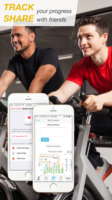 BeatBurn Indoor Cycling Trainer - Low Impact Cross Training for Runners and Weight Lossのおすすめ画像5