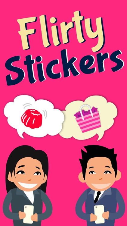 Flirty Stickers