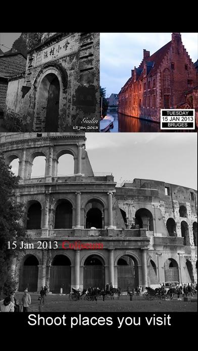 Fotocam Travel - Photo Effect for Instagram屏幕截圖4