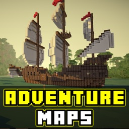 Adventure Maps for Minecraft PE (Pocket Edition) - Download Best Maps for Minecraft MCPE
