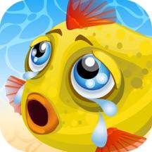 Lost of the Crying Fish in Aquatic Ocean Swim Slot