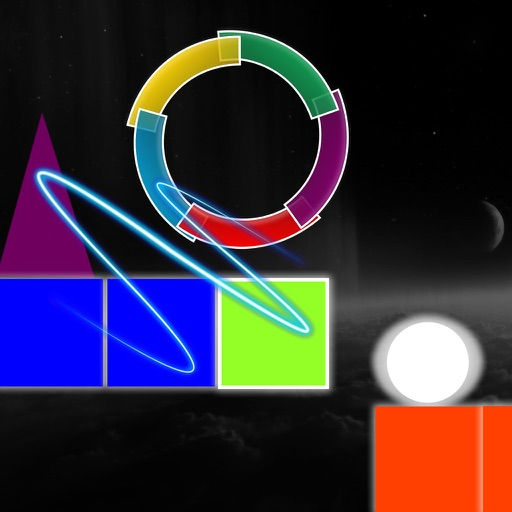 Geometry Jump Circle - Amazing Color In The Circle Jump Game