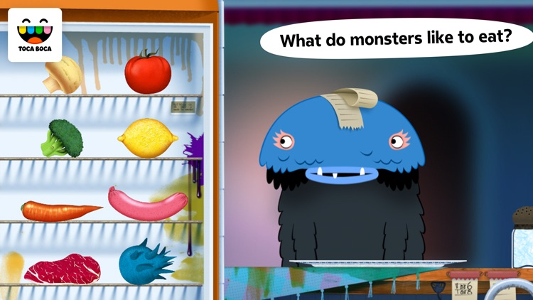 Toca Kitchen Monsters screenshot-3