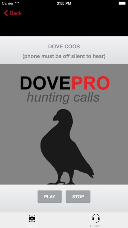 REAL Dove Calls and Dove Sounds for Bird Hunting! screenshot-0
