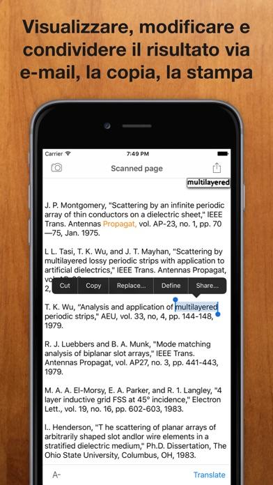 Screenshot of TextFinder4