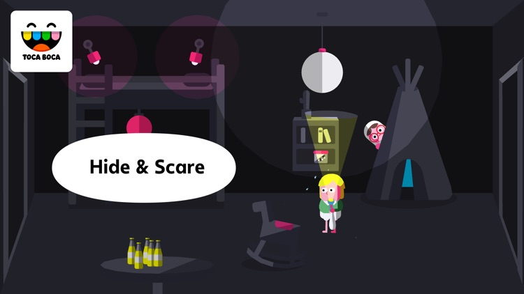 Toca Boo screenshot-0