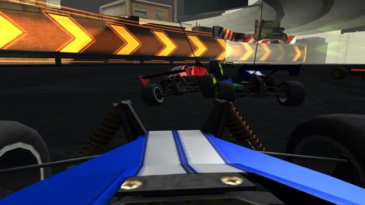 3D RC Car Nitro Street Racing: eXtreme Buggy City Race Simulator FREE screenshot-4