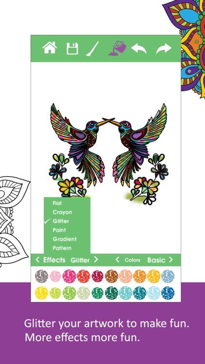 Color Relief Coloring Book For Adults Free Fun Doodle Painting Anxiety Stress Relieving