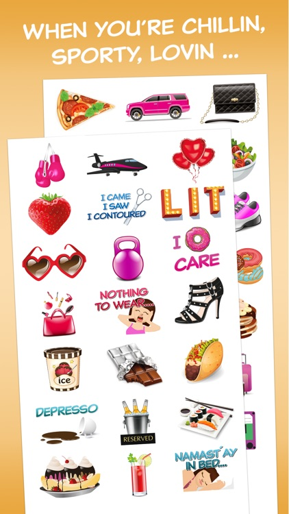 Chicks Love Emoji - Extra Emojis For Sassy & Flirty Texts
