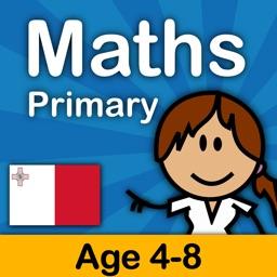 Maths Skill Builders - Primary - Malta