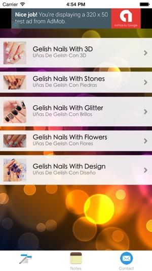 A Diseño De Uñas Gelish Cambio De Imagen I App Store
