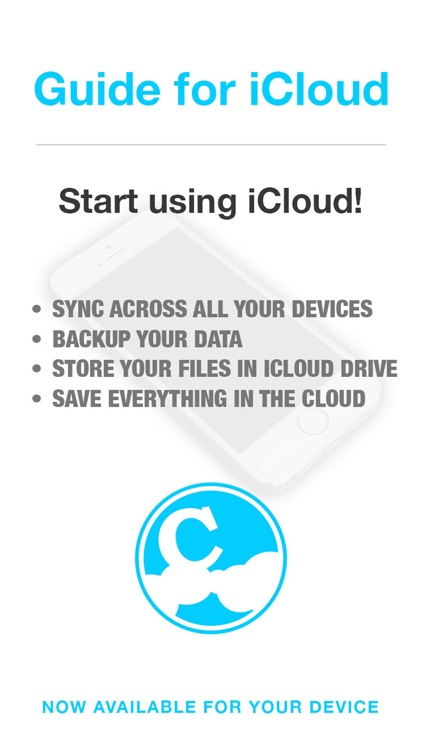 Guide for iCloud & iCloud Drive - Backup & Restore your Photos screenshot-0