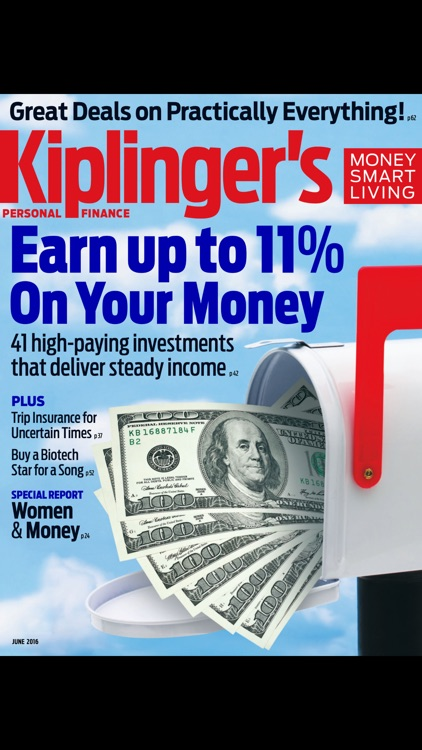 Kiplinger's Personal Finance screenshot-0