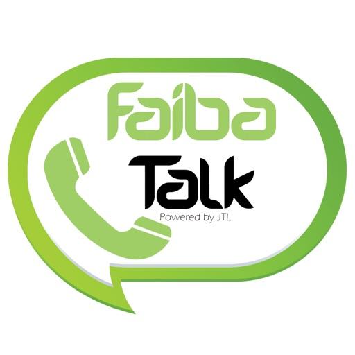 Faiba Talk: The way to call Kenya iOS App