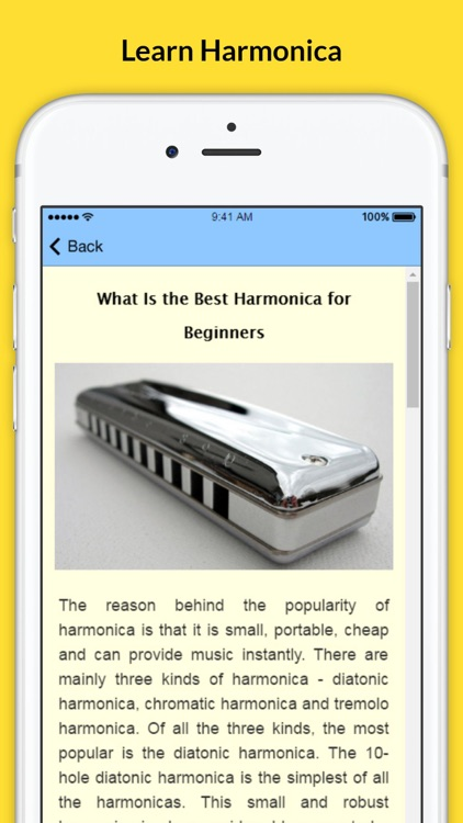 How to Play Harmonica - Create Your Own Band screenshot-3