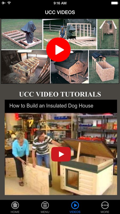 A+ How To Build Your Dog House - Step by Step Videos