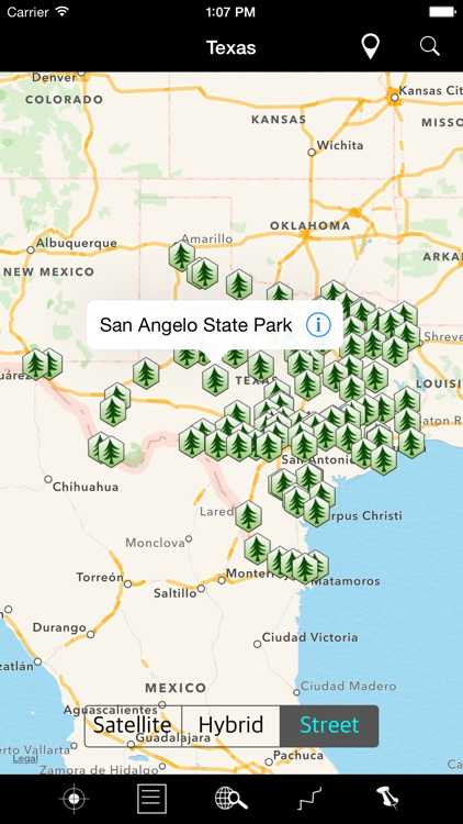 Texas State Parks & Recreation Areas screenshot-0