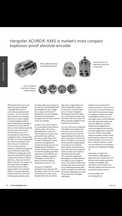 industrial business MART screenshot two