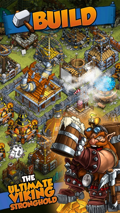 Vikings Gone Wild screenshot-0