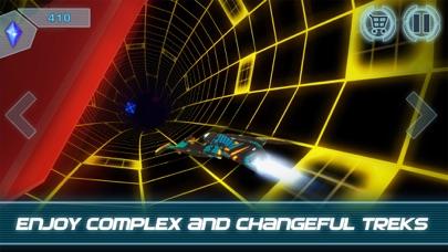Speed Tube Racing 3D screenshot two