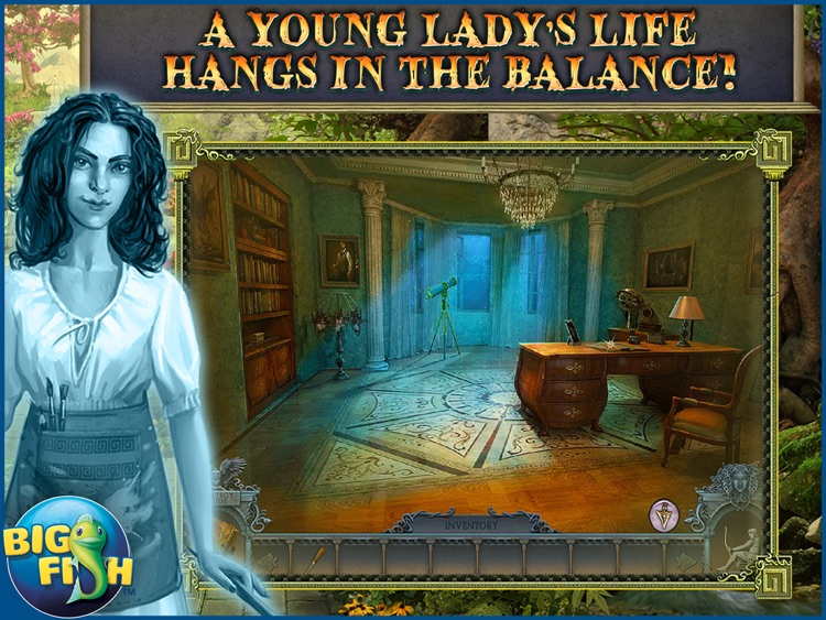 Secrets of the Dark: Mystery of the Ancestral Estate HD - A Mystery Hidden Object Game (Full) screenshot-0