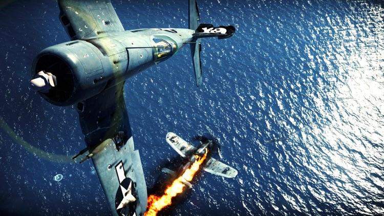 Air Guardians: Pacific screenshot-4
