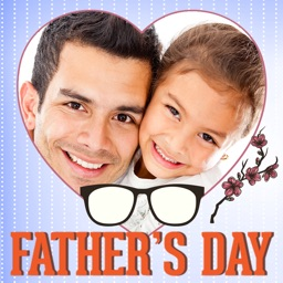 Father's Day Photo Frames Editor