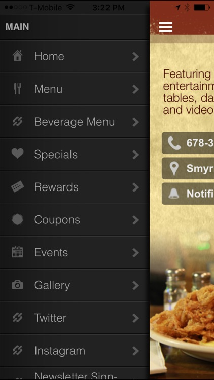 Varners Restaurant and Tavern screenshot-1