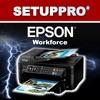 Setup Pro for Epson Workforce 2500, 2600, 3600, 4500, 4600 & 7600 Series