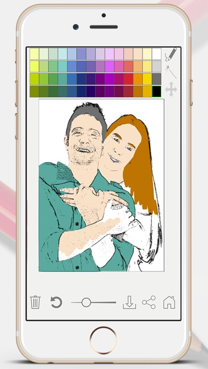 Sketch Photo Effect editor to color your images - Premium screenshot-4