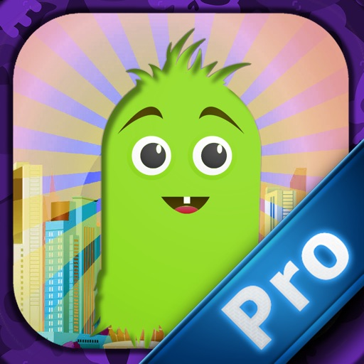 A Lost Monster In The City Pro - A Crazy Adventure Monstrous