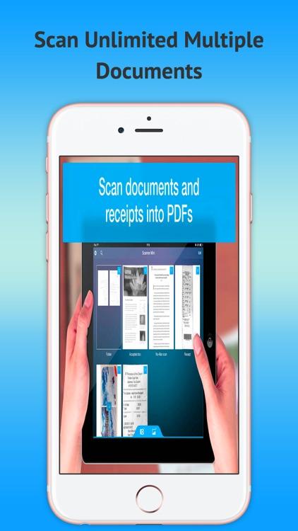 OCR PDF Scanner-Free screenshot-3